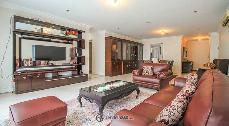 Living Room Grand ITC Permata Hijau