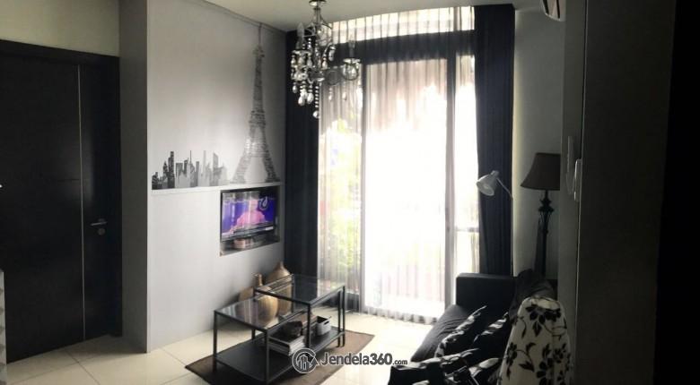 Living Room CBD Pluit Apartment Apartment