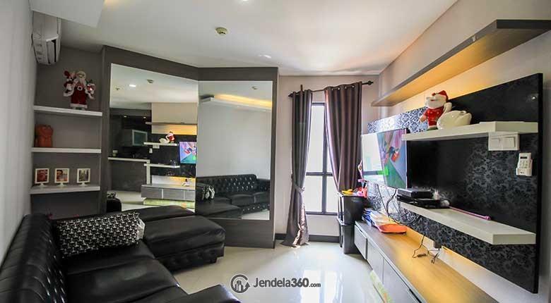 Living Room Apartemen Taman Sari Semanggi Apartment