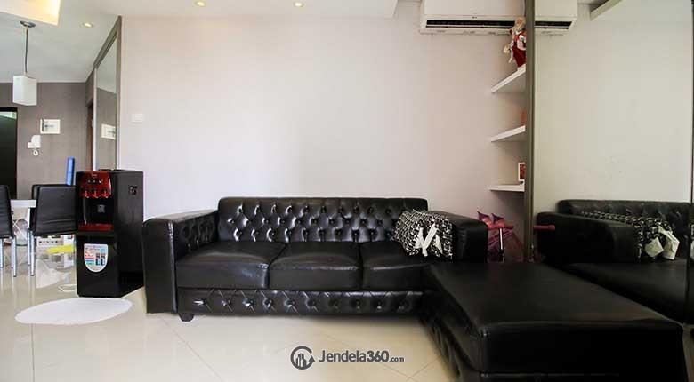 Living Room Taman Sari Semanggi Apartment