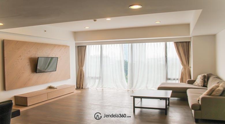 Living Room Verde Residence