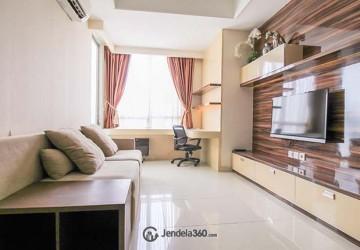 Bedroom Bassura City Apartment 2BR Tower F