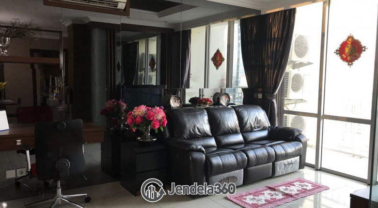 Living Room Kuningan City (Denpasar Residence)