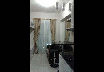 Westmark Apartment 1BR View City (Sudirman)