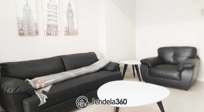Living Room Metro Park Residence Apartment