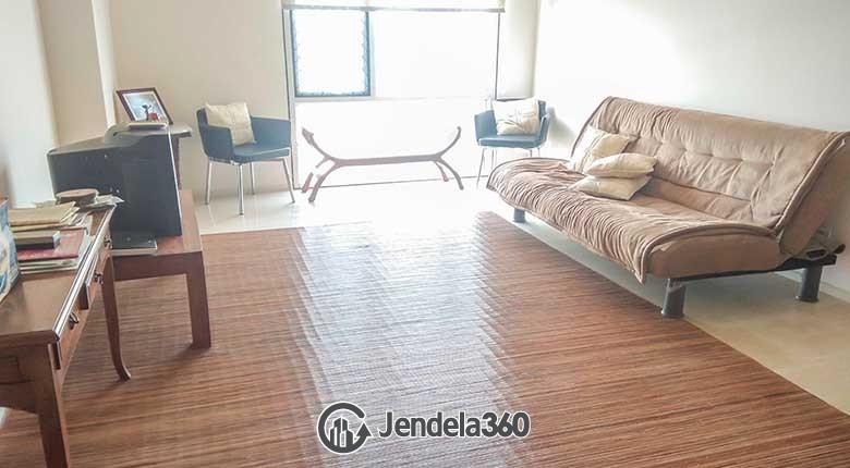 Living Room Apartemen FX Residence