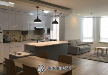 Permata Gandaria Apartment 2 BR Fully Furnished