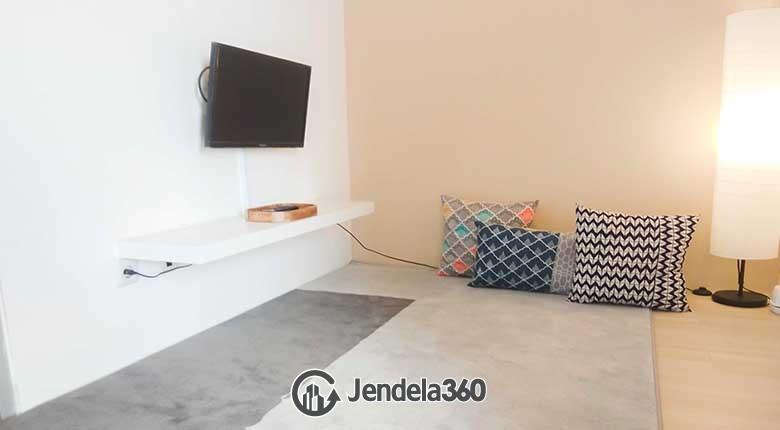 Living Room Apartemen Pancoran Riverside Apartment
