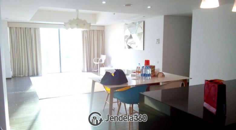 Living Room Apartemen
