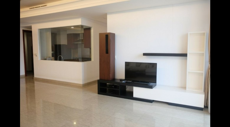 Living Room Apartemen Essence Darmawangsa Apartment
