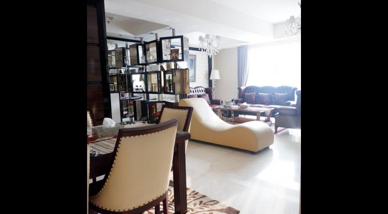 Living Room Casa Grande Apartment