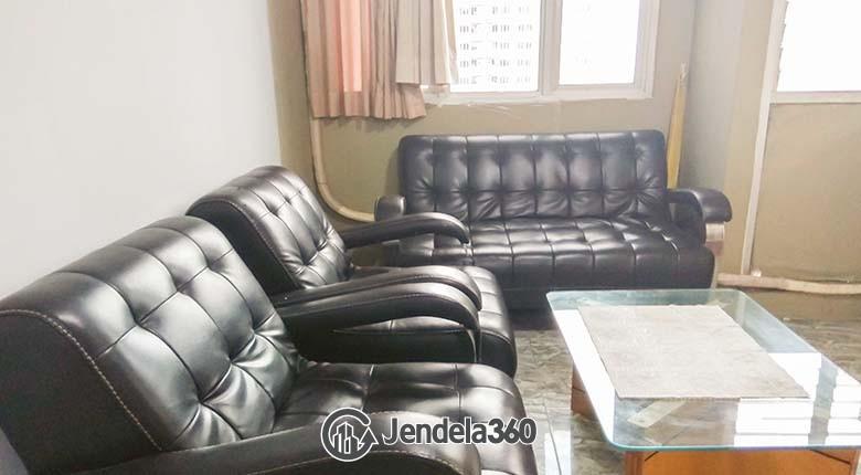Living Room Wisma Gading Permai Apartment