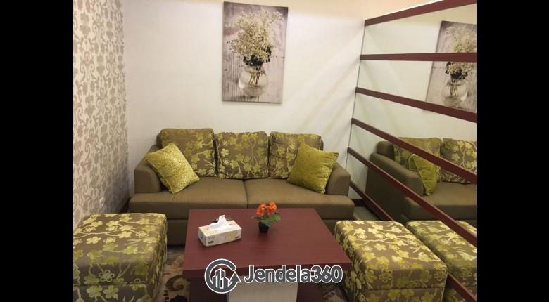Living Room Kemang Village Apartment