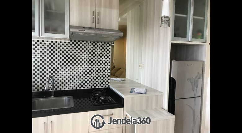 Living room Menteng Square Apartment 2BR Tower A