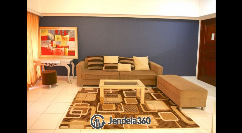 Living Room Sudirman Tower Condominium (Aryaduta Suites Semanggi)