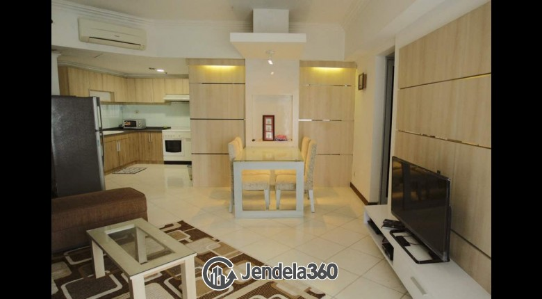 Living Room Apartemen Sudirman Tower Condominium (Aryaduta Suites Semanggi)