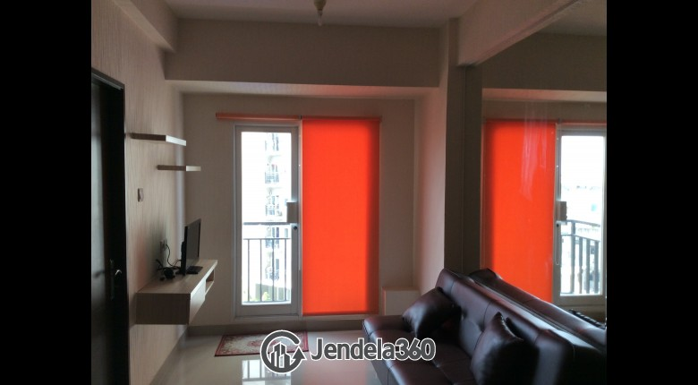 Living Room Puri Park View Apartment 2BR View City