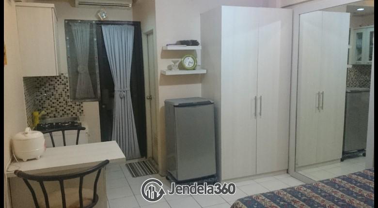 Living Room Kebagusan City Apartment