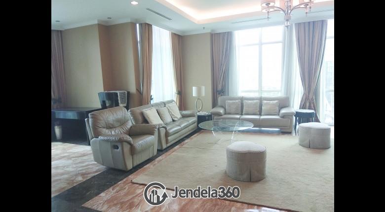 Living Room Bellagio Mansion Apartment