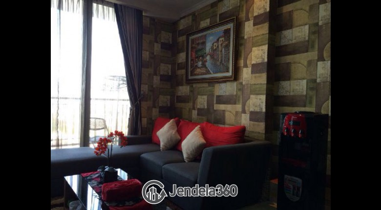 Living Room Ancol Mansion Apartment Apartment