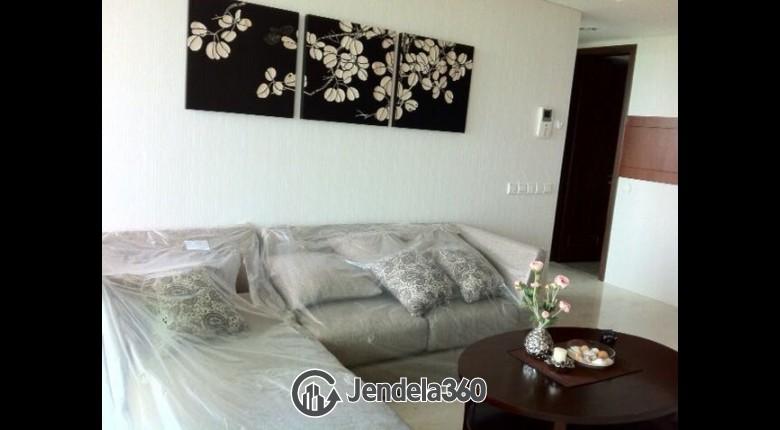 Living Room Apartemen Kemang Village Apartment