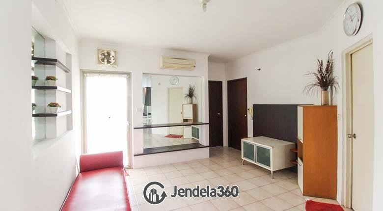 Living Room Mediterania Garden Residence 1 Apartment