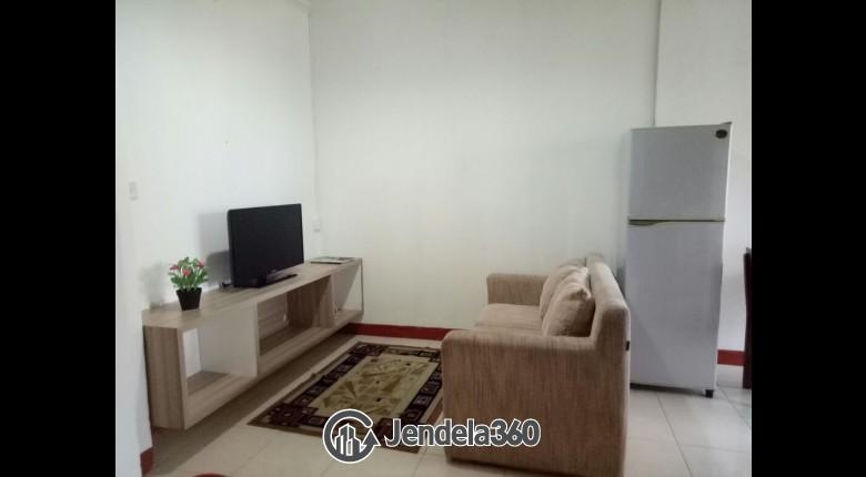 Living Room Apartemen Mediterania Boulevard Kemayoran