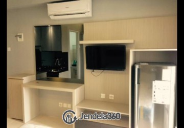 Pakubuwono Terrace Studio Fully Furnished