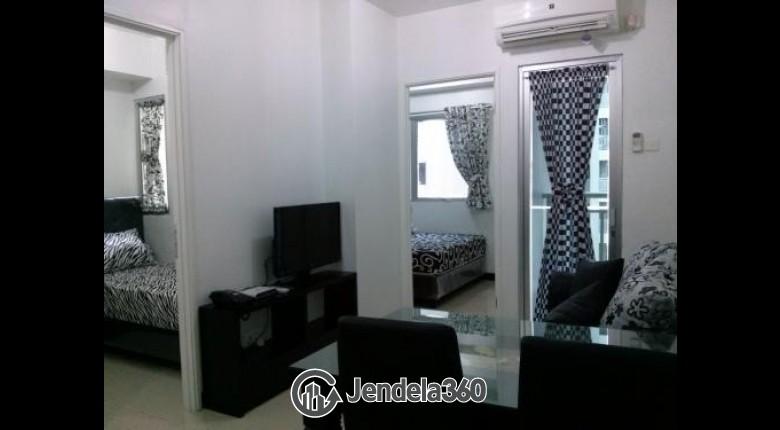 Living Room Pakubuwono Terrace 2BR Tower South