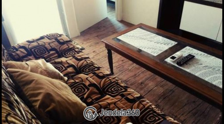 Living Room Pakubuwono Terrace 2BR Tower South