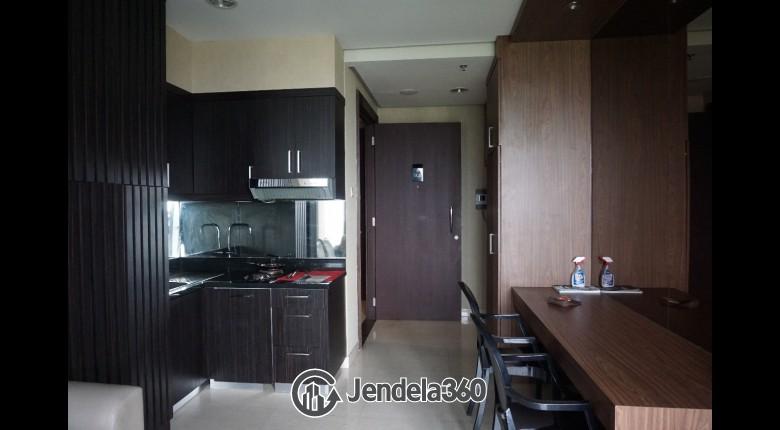 Living Room The Mansion Kemang Apartment