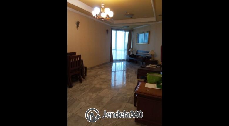 Living Room Apartemen Mitra Oasis Residence