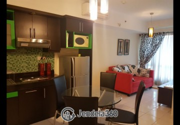The 18Th Residence Taman Rasuna 1BR Fully Furnished