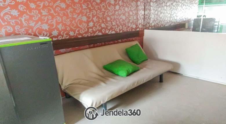 Living Room Menteng Square Apartment