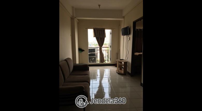 Living Room Puri Park View Apartment