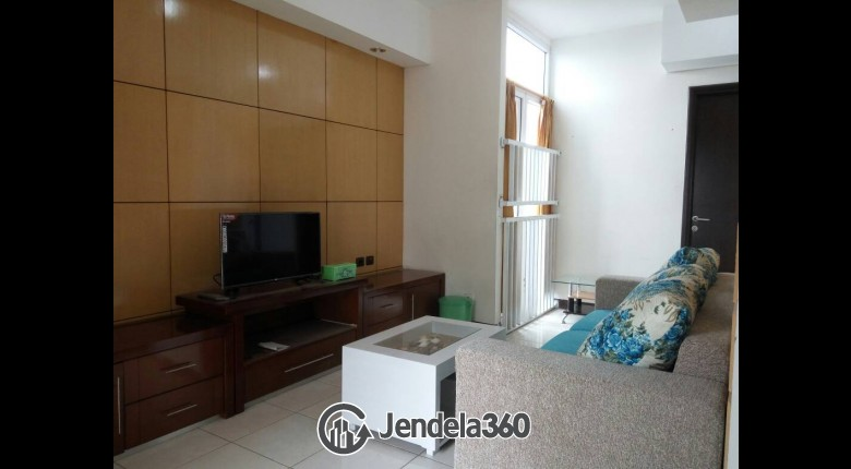 Living Room The Boutique At Kemayoran Apartment