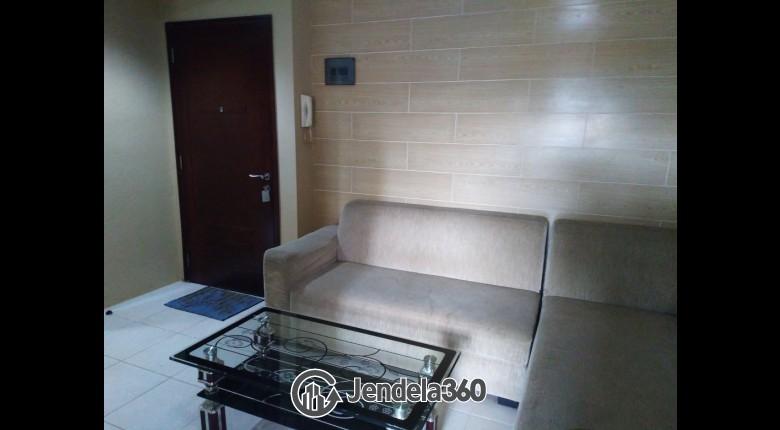 Living Room Mediterania Marina Ancol Apartment Apartment