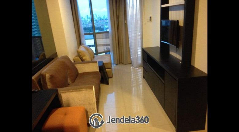 Living Room Apartemen GP Plaza Apartment