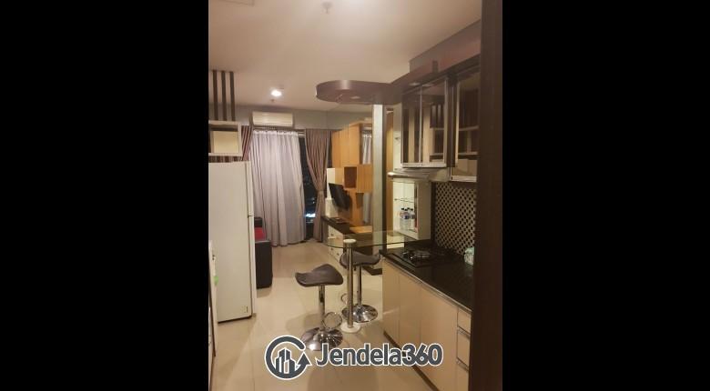 Living Room GP Plaza Apartment