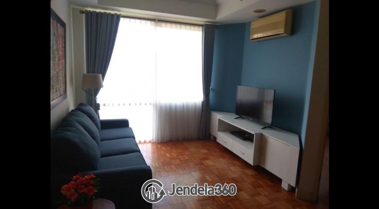 Living Room Apartemen Batavia Apartment 1BR Tower 1