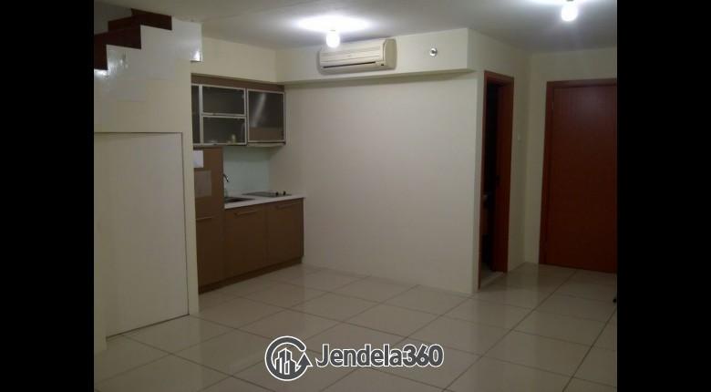 Living Room Apartemen City Lofts Apartment
