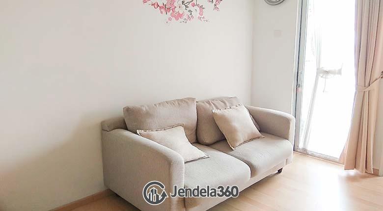 Living Room Pakubuwono Terrace