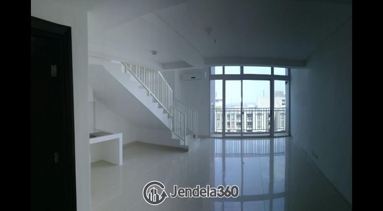 Living Room Apartemen Neo Soho Residence 1BR View City