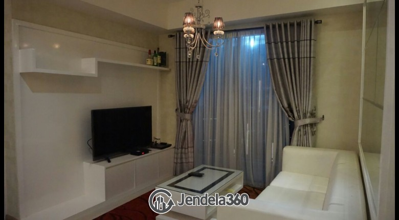 Living Room Casa Grande Apartment 1BR Fully Furnished