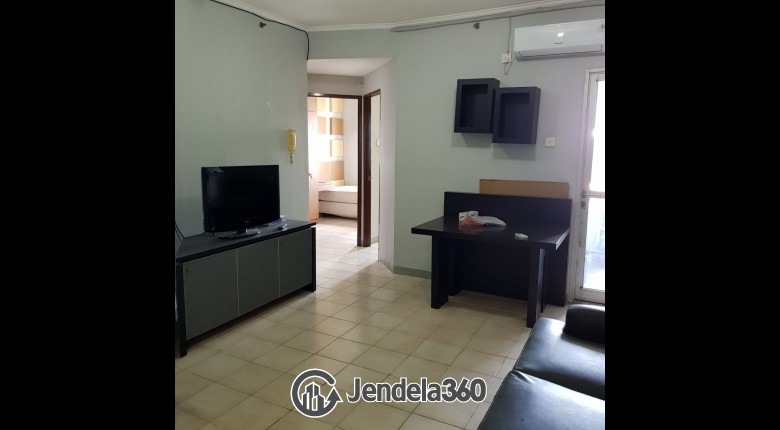 Living Room Apartemen Mediterania Gajah Mada Apartment