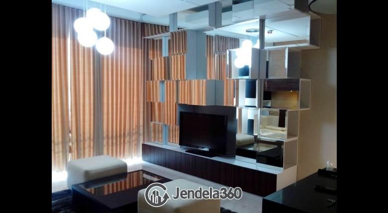 Living Room Residence 8 Senopati