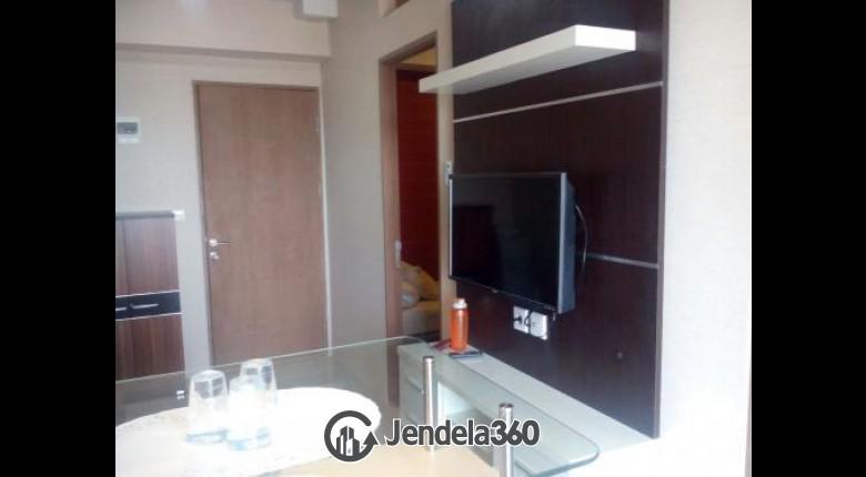 Living Room Apartemen Bintaro Park View