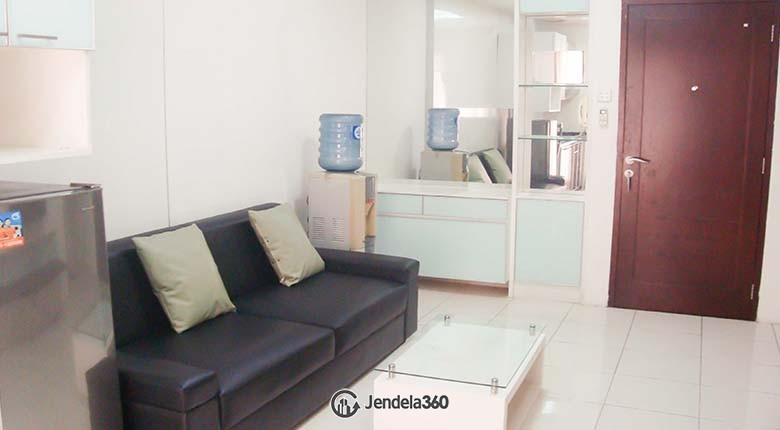 Living Room Mediterania Garden Residence 2