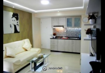 Bassura City Apartment 3BR Fully Furnished