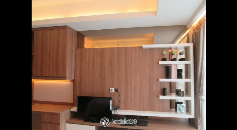 Living Room Kemang Village Apartment Apartment